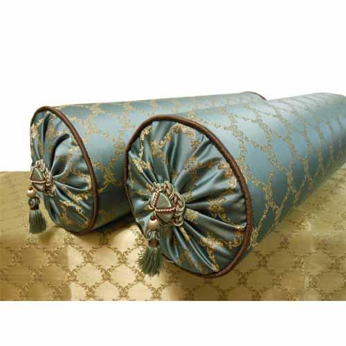 Подушка валик для дивана своими руками