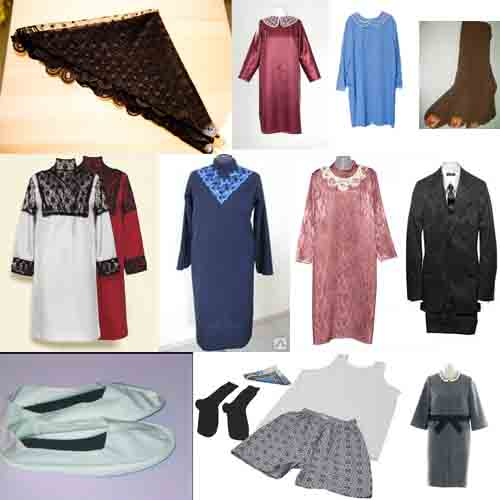 Одежда Для Похорон