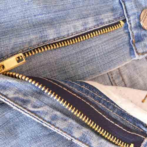 Замена молнии на джинсах цена, купить в Дзержинске от С иголочки, ИП Сипратова О. Н.